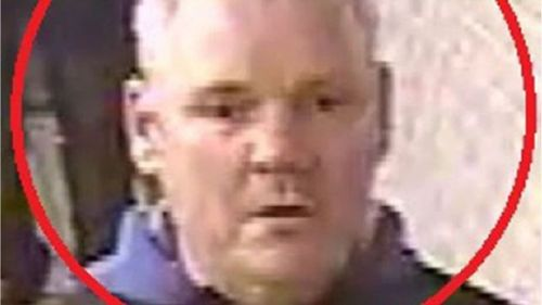 Richard Barklie, 50, of Carrickfergus, County Antrim (Ex Police Officer)