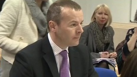Chief Constable Nick Gargan