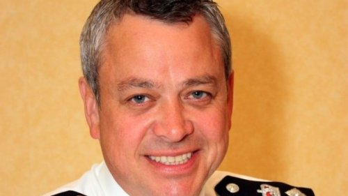 Det Ch Supt Andy Rowell