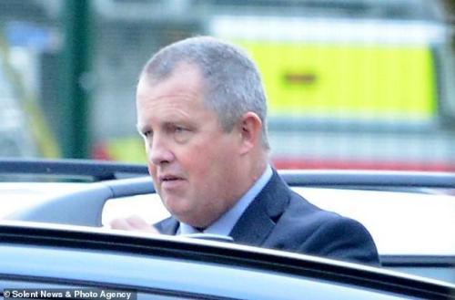 Detective Inspector Timothy Ireson